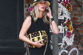 Nicky Hilton Pulls a Seasons-Old Louis Vuitton Bag Out of Her Closet