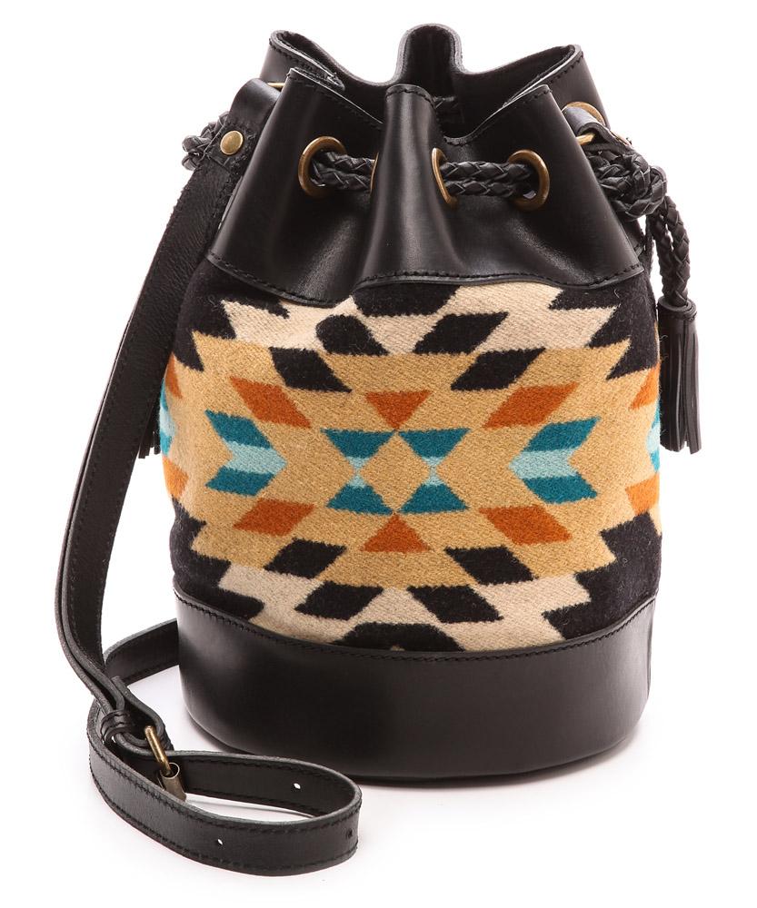 Pendleton Small Bucket Bag