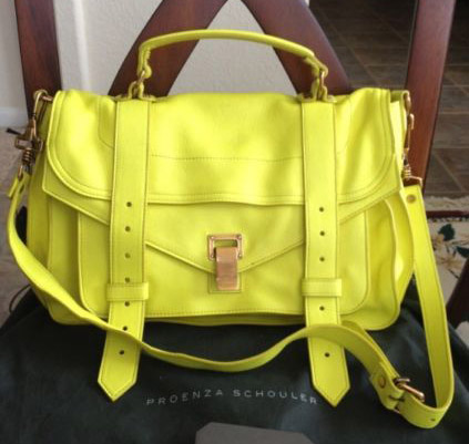 Proenza Schouler PS1 Bag