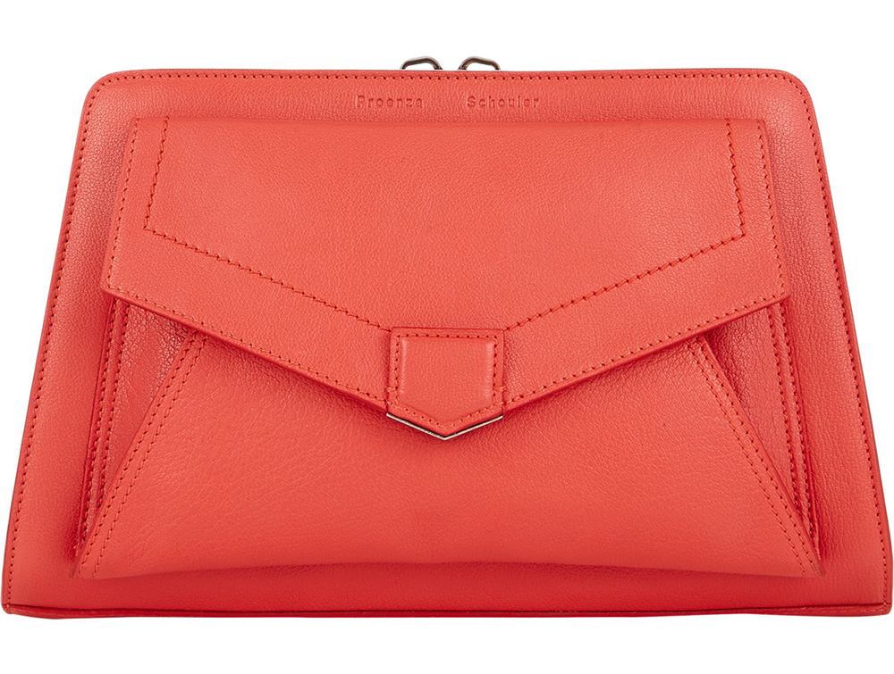 Proenza Schouler PS13 Clutch
