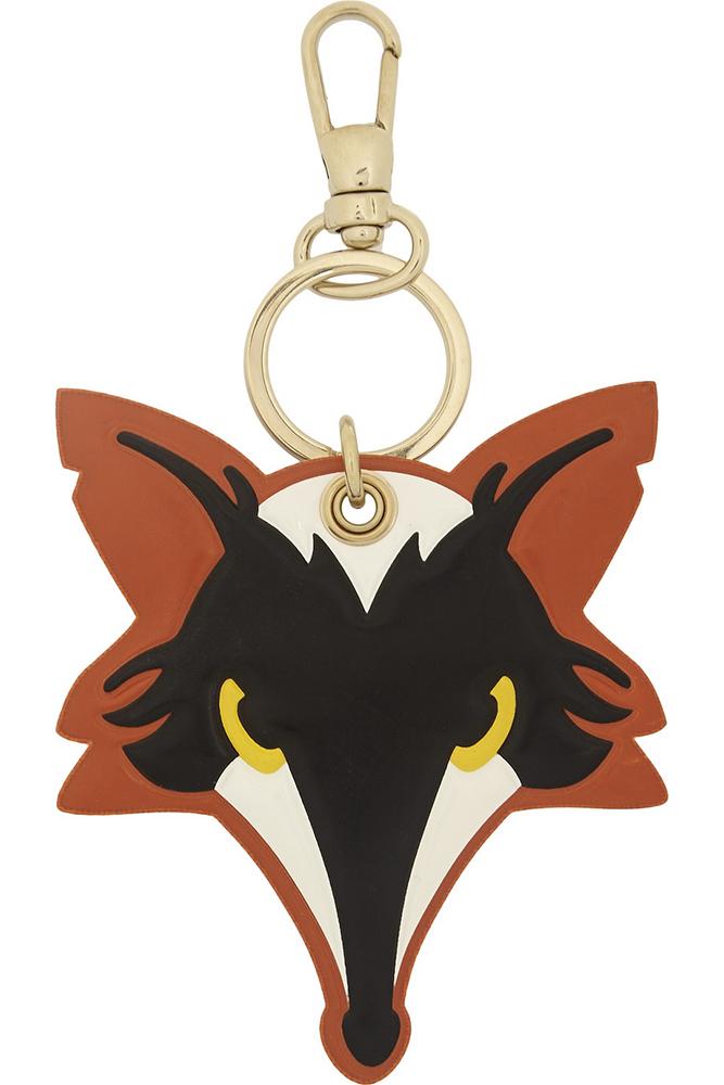 REDValentino Fox Key Fob