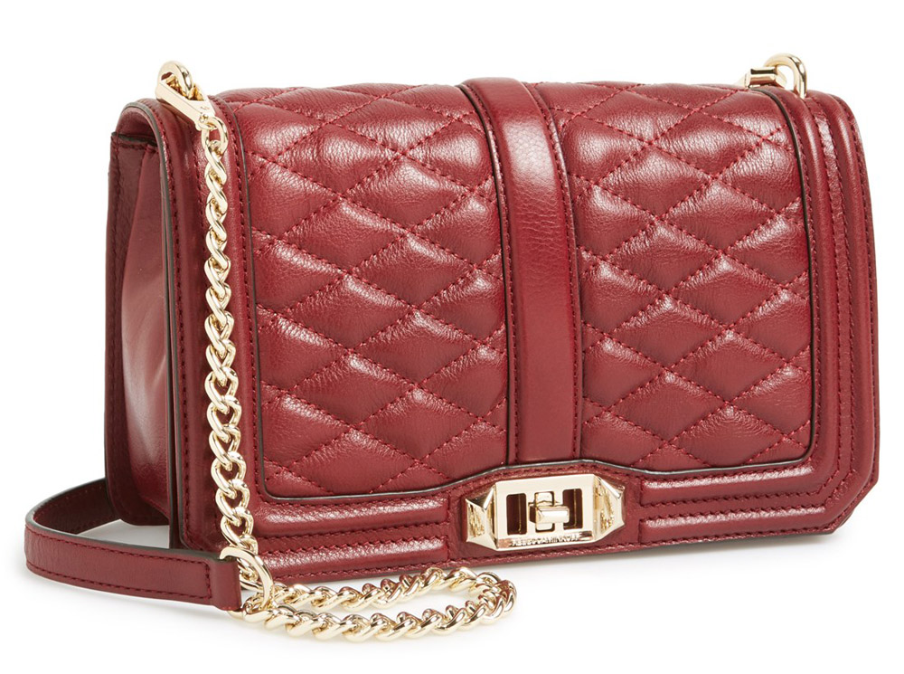 Rebecca Minkoff Love Shoulder Bag