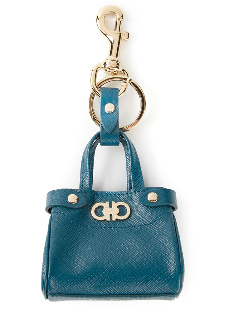 Salvatore Ferragamo Handbag Key Ring