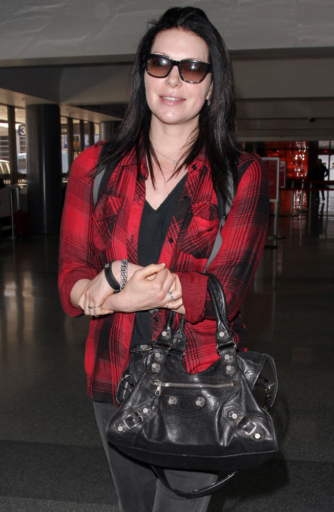 The Many Bags of Celebrities at LAX-23