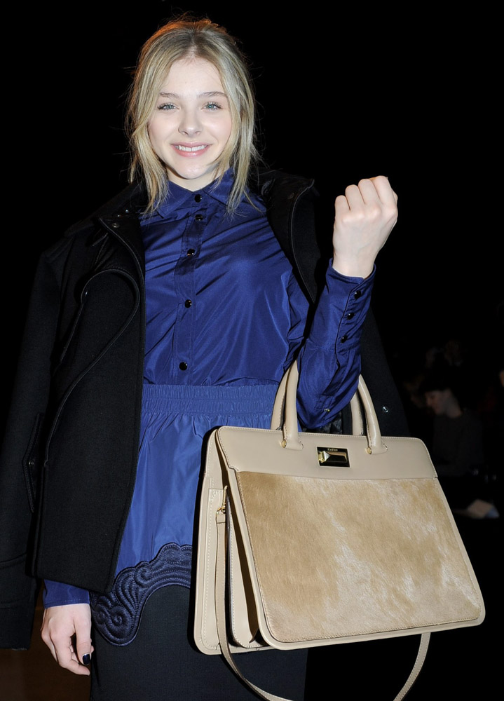 The Many Bags of Chloe Grace Moretz-3