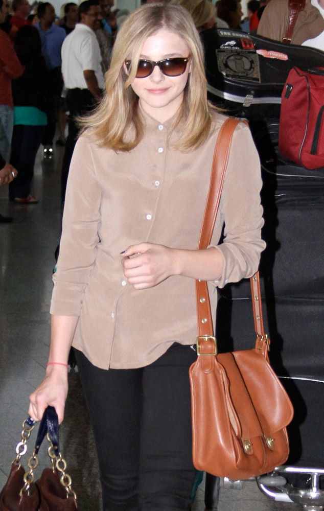 The Many Bags of Chloe Grace Moretz-5