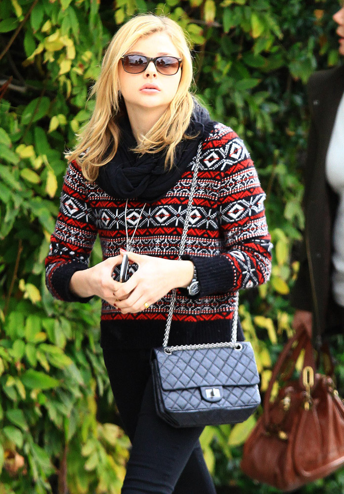 The Many Bags of Chloe Grace Moretz-7