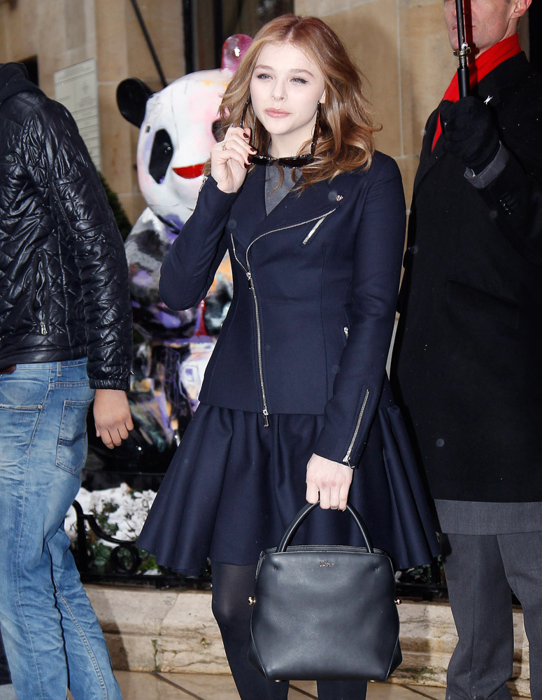 The Many Bags of Chloe Grace Moretz-9