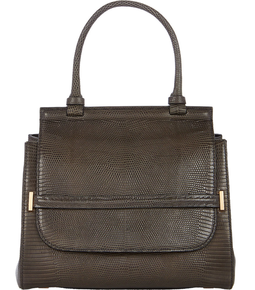 The Row Lizard Shoulder Bag
