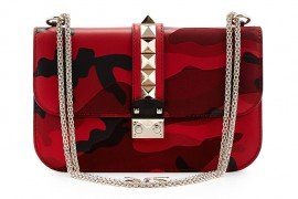 Valentino Revisits Rockstud Rouge