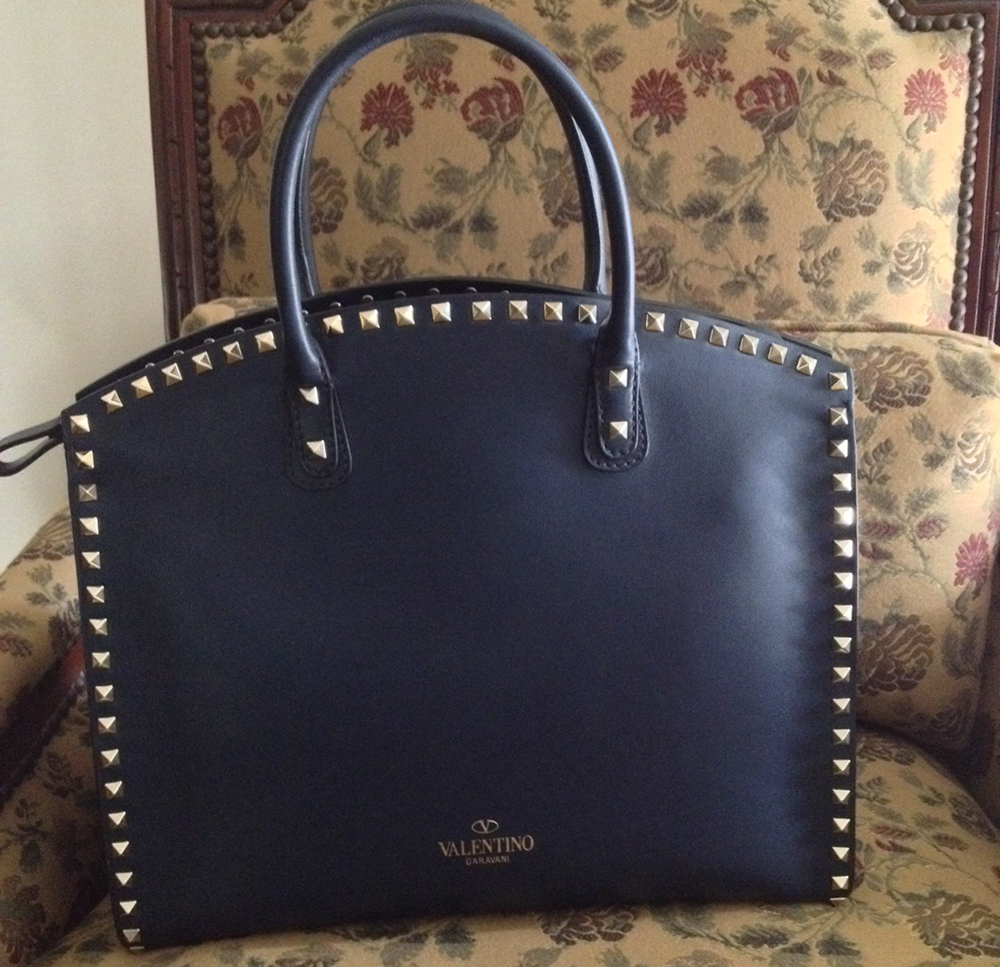 Valentino Rockstud Dome Bag
