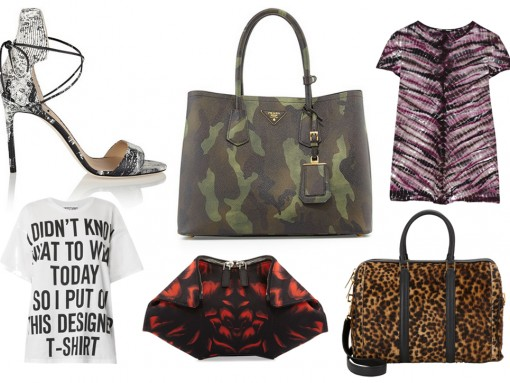 Want It Wednesday: Printed Everything