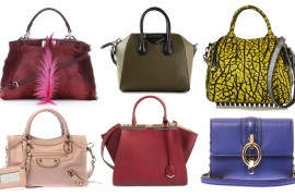 Want It Wednesday: Mini Bags Aren't Just for Summer