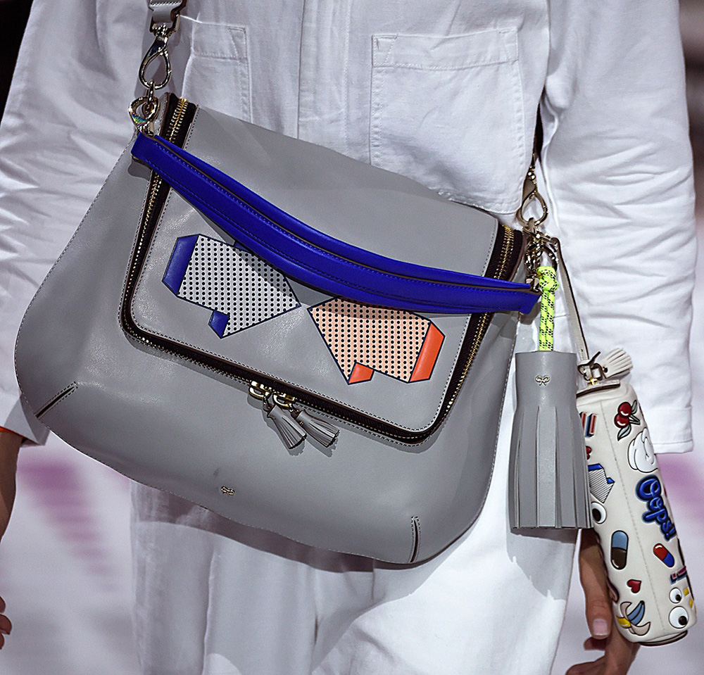 Anya Hindmarch Spring 2015 Handbags 12