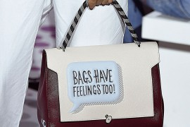 Anya Hindmarch Hits It Out of the Park With Her Spring 2015 Runway Bags