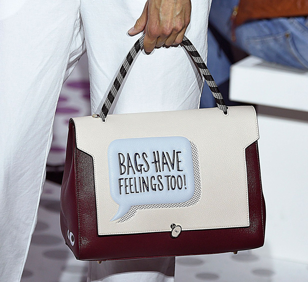 Anya Hindmarch Spring 2015 Handbags 16