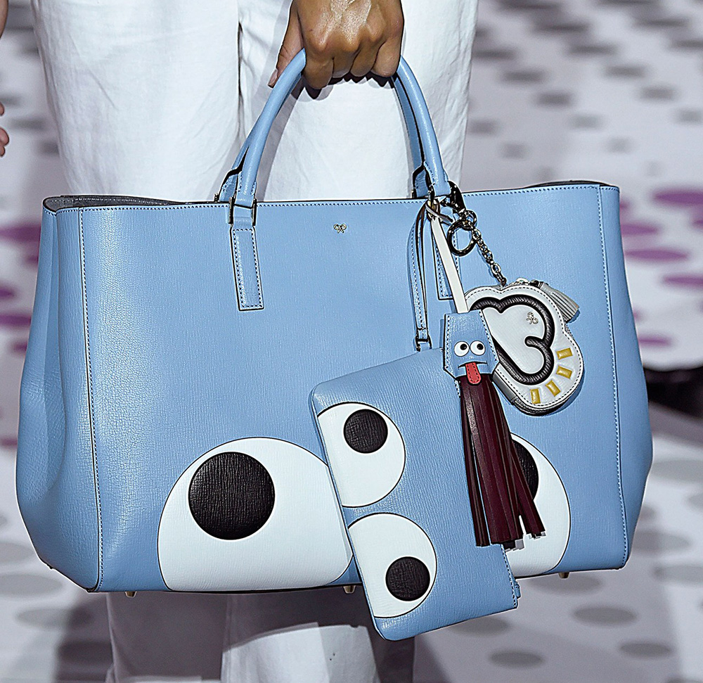 Anya Hindmarch Spring 2015 Handbags 17