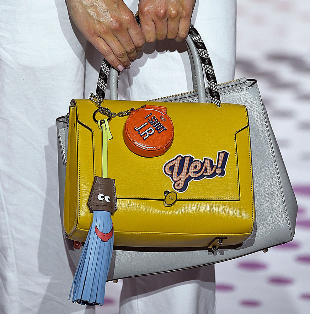 Anya Hindmarch Spring 2015 Handbags 18