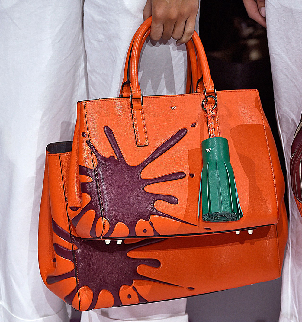 Anya Hindmarch Spring 2015 Handbags 3