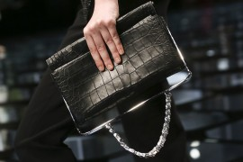Balenciaga Shows Restrained, Exotic Bags for Spring 2015
