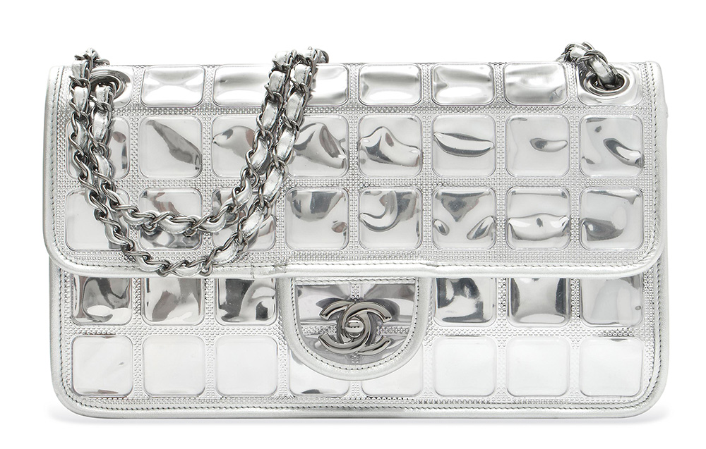 Chanel Limited Edition Ice Cube Flap Bag