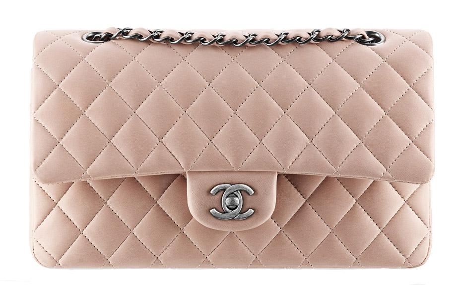 078aa19e0b98 The Price of Chanel's Classic Flap Bag Has Nearly Tripled in the Last  Decade - PurseBlog