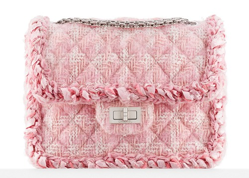 a09b8ad3dd1564 Chanel Tweed Reissue Mini Flap Bag 4700 - PurseBlog