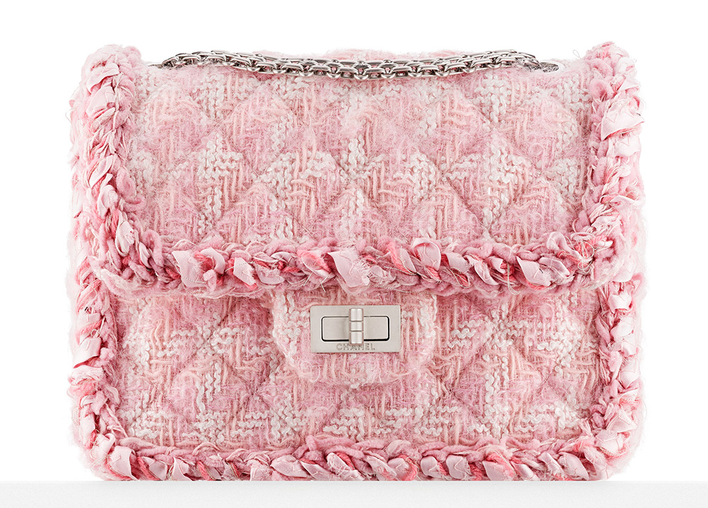 Chanel Tweed Reissue Mini Flap Bag 4700