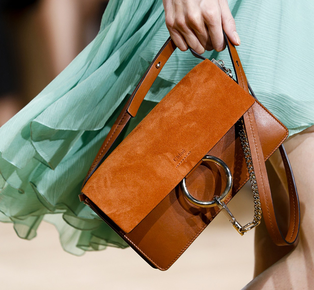 chloe handbags sale online - Chlo�� Debuts One Great New Bag for Spring 2015 - PurseBlog