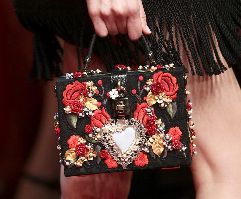 Dolce & Gabbana Spring 2015 Handbags 10