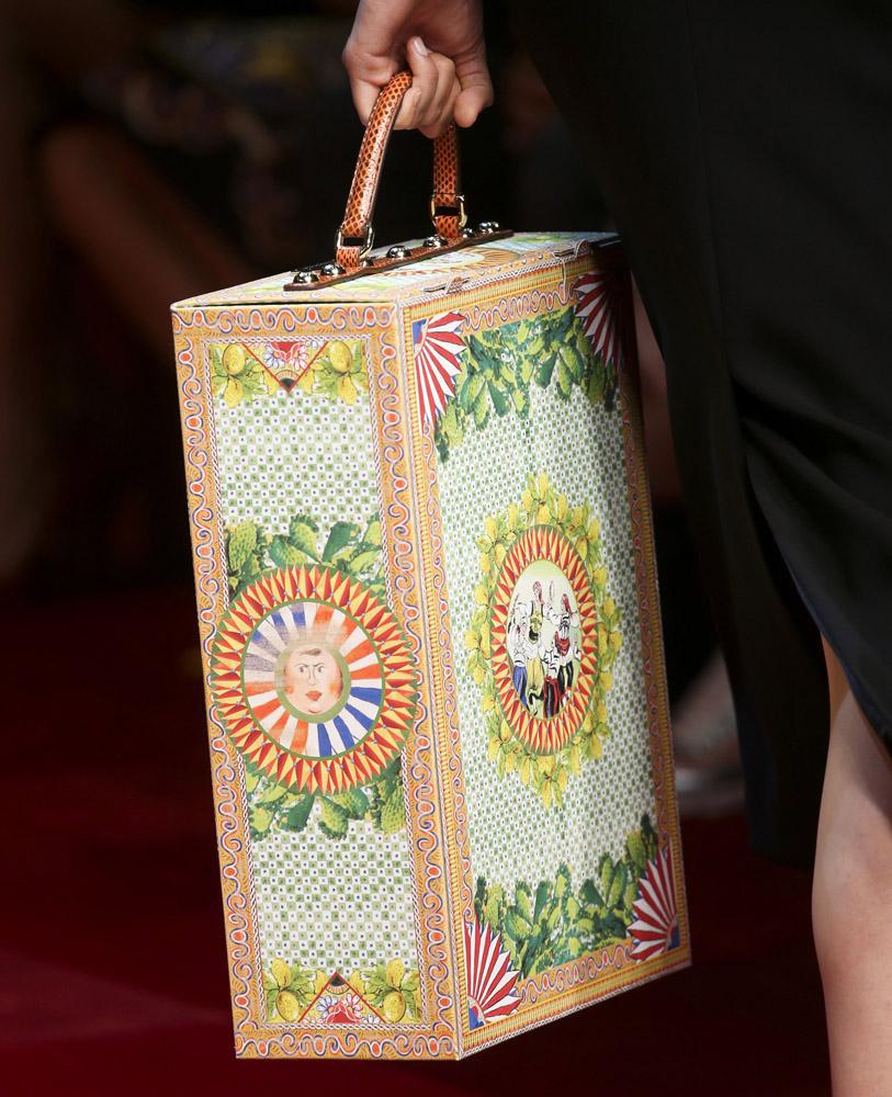 Dolce & Gabbana Spring 2015 Handbags 12