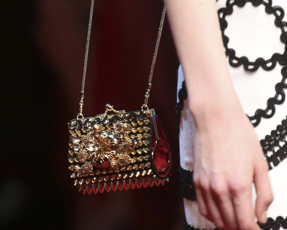 Dolce & Gabbana Spring 2015 Handbags 14