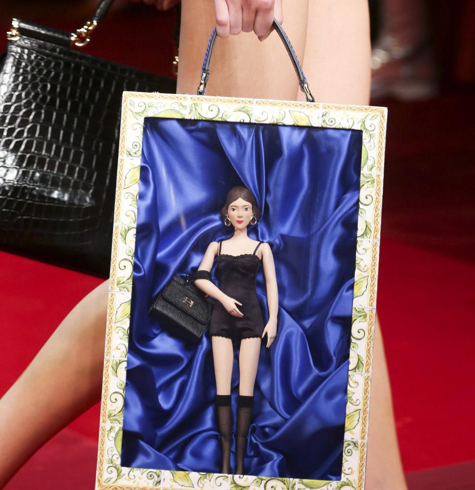 Dolce & Gabbana Spring 2015 Handbags 20
