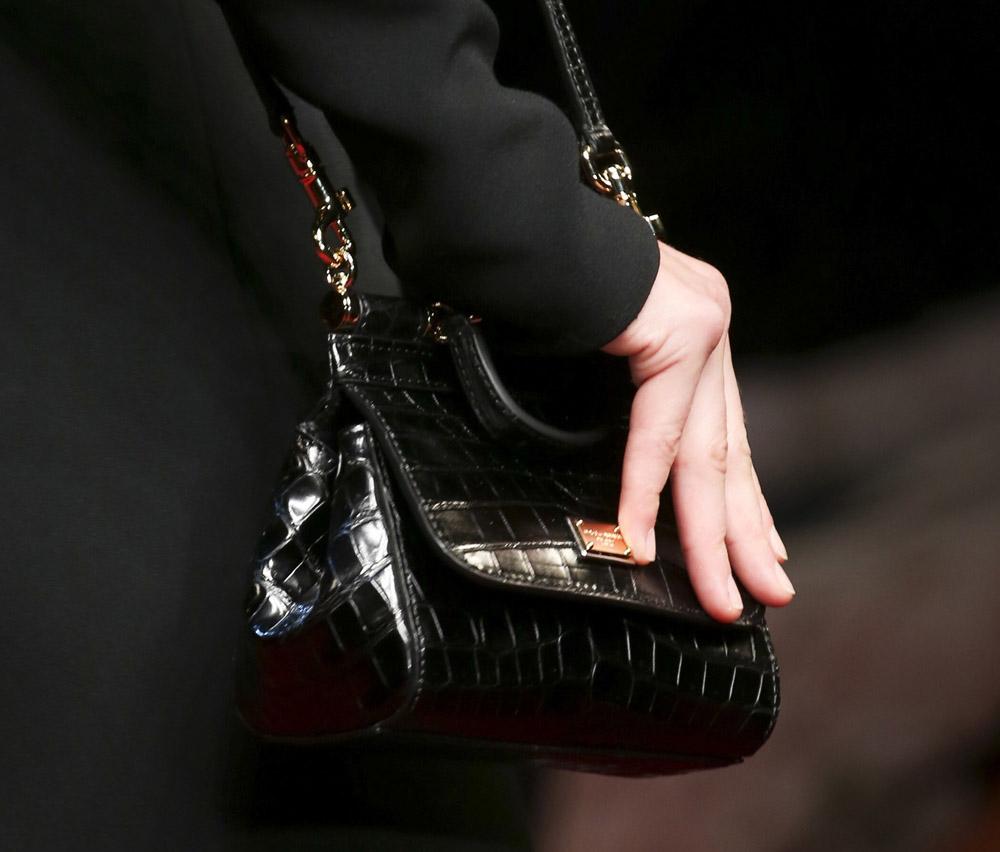 Dolce & Gabbana Spring 2015 Handbags 22
