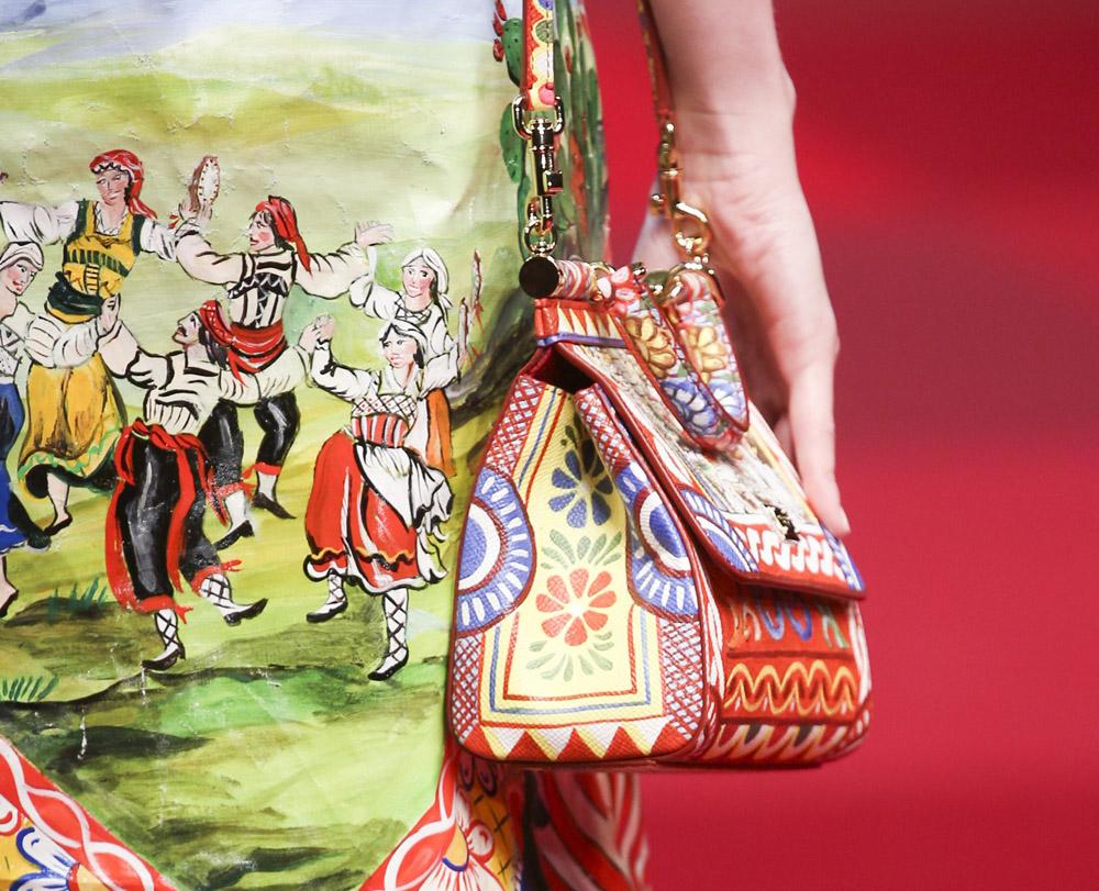 Dolce & Gabbana Spring 2015 Handbags 27