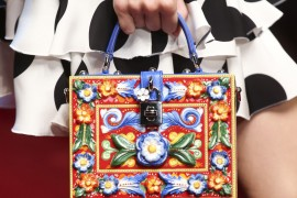 Dolce & Gabbana's Spain-Inspired Spring 2015 Bags Include Doll Cases