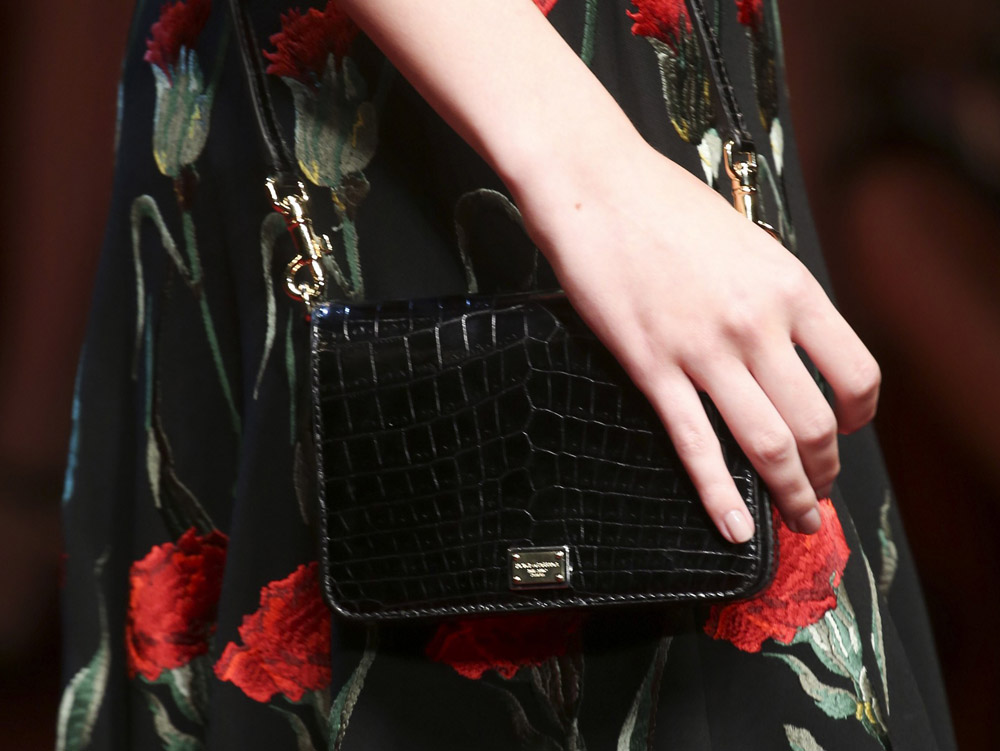 Dolce & Gabbana Spring 2015 Handbags 5