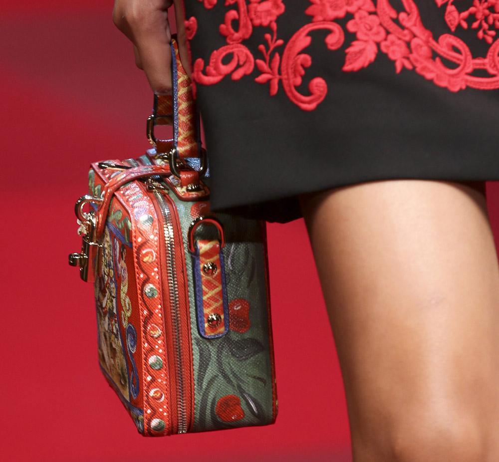 Dolce & Gabbana Spring 2015 Handbags 8