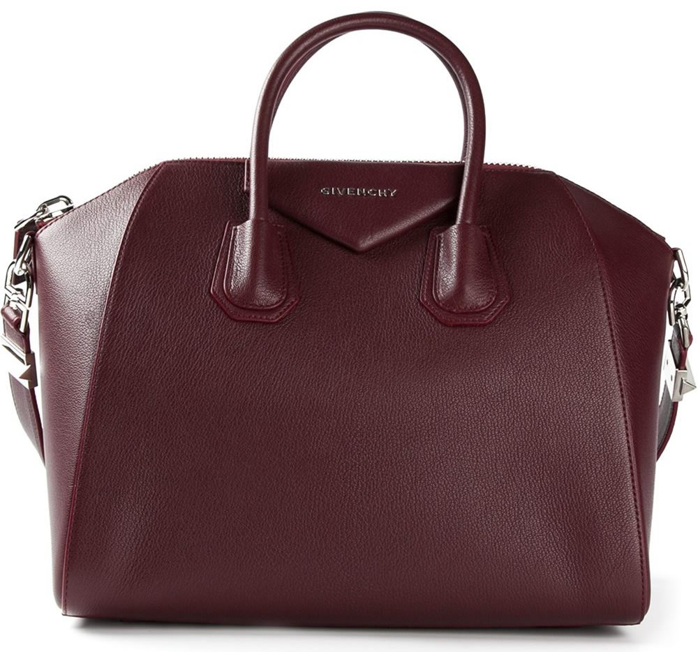 Givenchy Antigona Burgundy