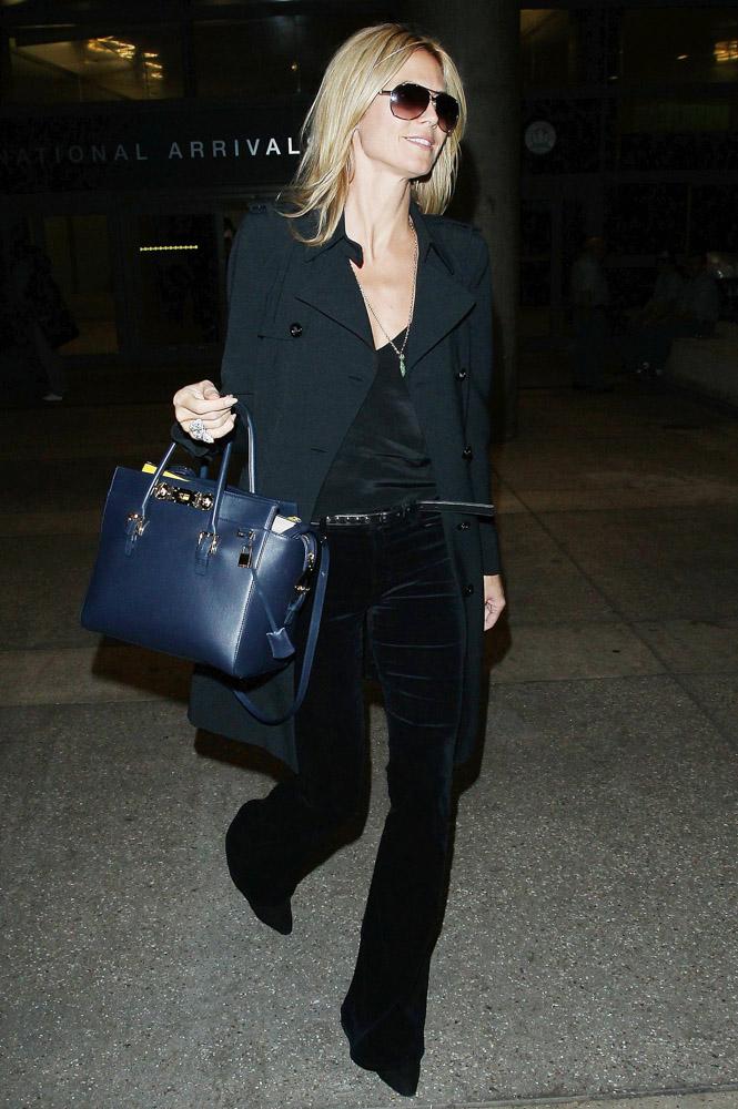 Heidi Klum Versace Signature Tote-2