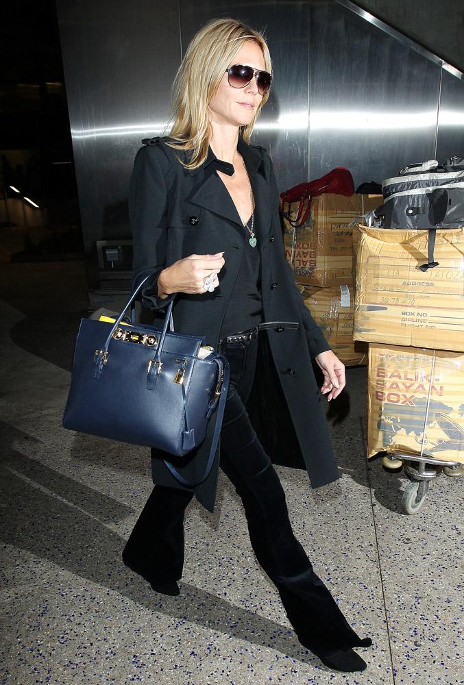 Heidi Klum Versace Signature Tote-3