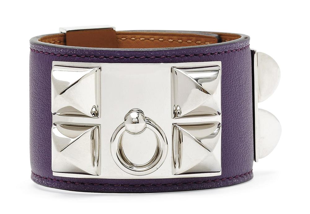 Hermes Collier de Chein Bracelet