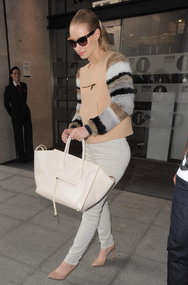 Iggy Azalea Celine Phantom Luggage Tote-1