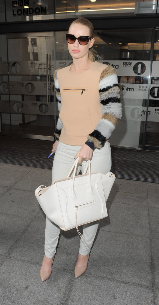 Iggy Azalea Celine Phantom Luggage Tote-2