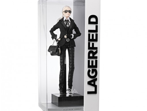 Customers Bought $200,000 of Karl Lagerfeld Barbies Yesterday Morning