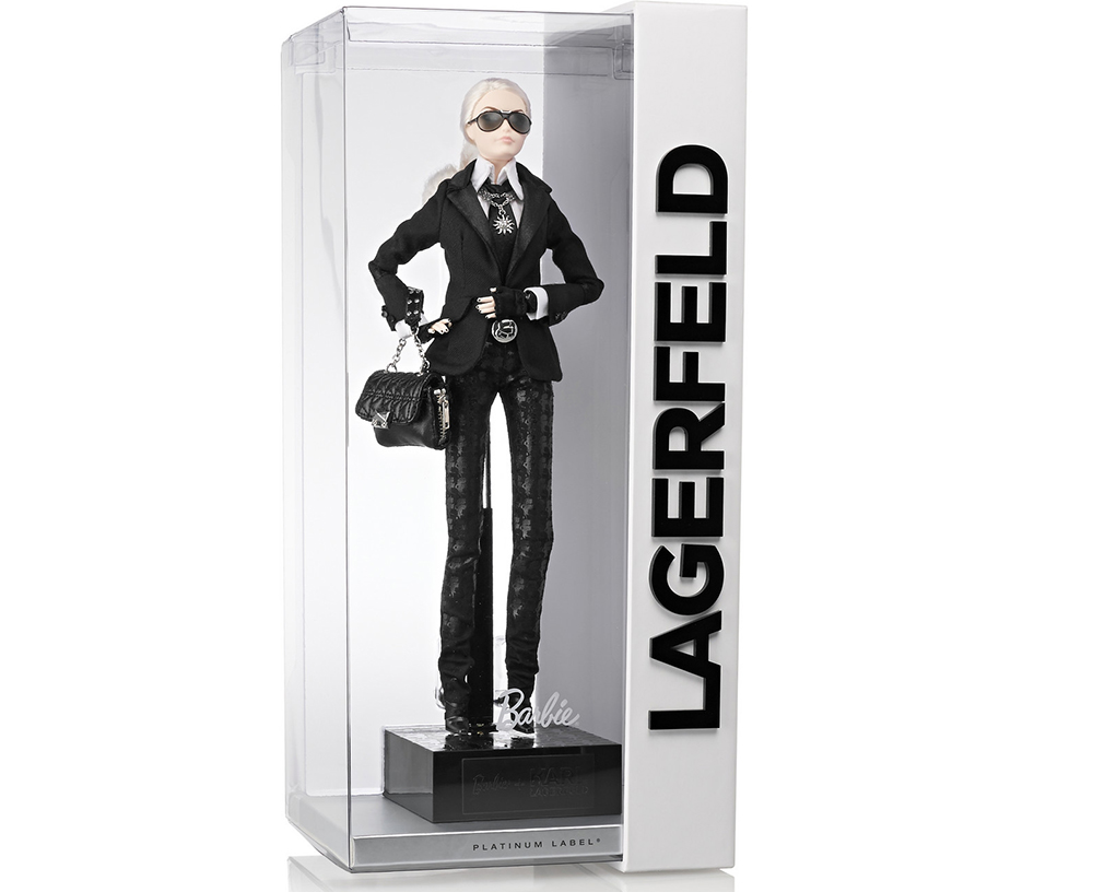 Customers Bought $200,000 of Karl Lagerfeld Barbies ...