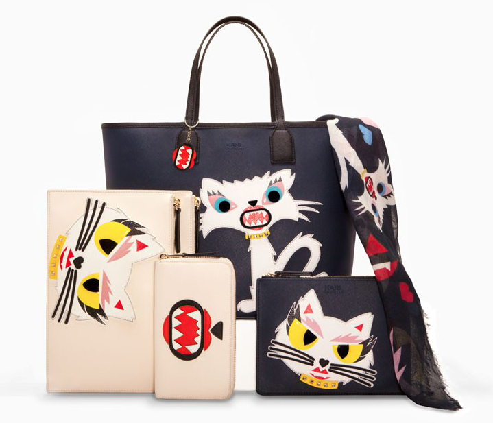 Karl Lagerfeld Choupette Bags 2