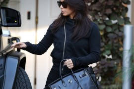 Kim Kardashian Still Loves Her Hermès So Black Birkin