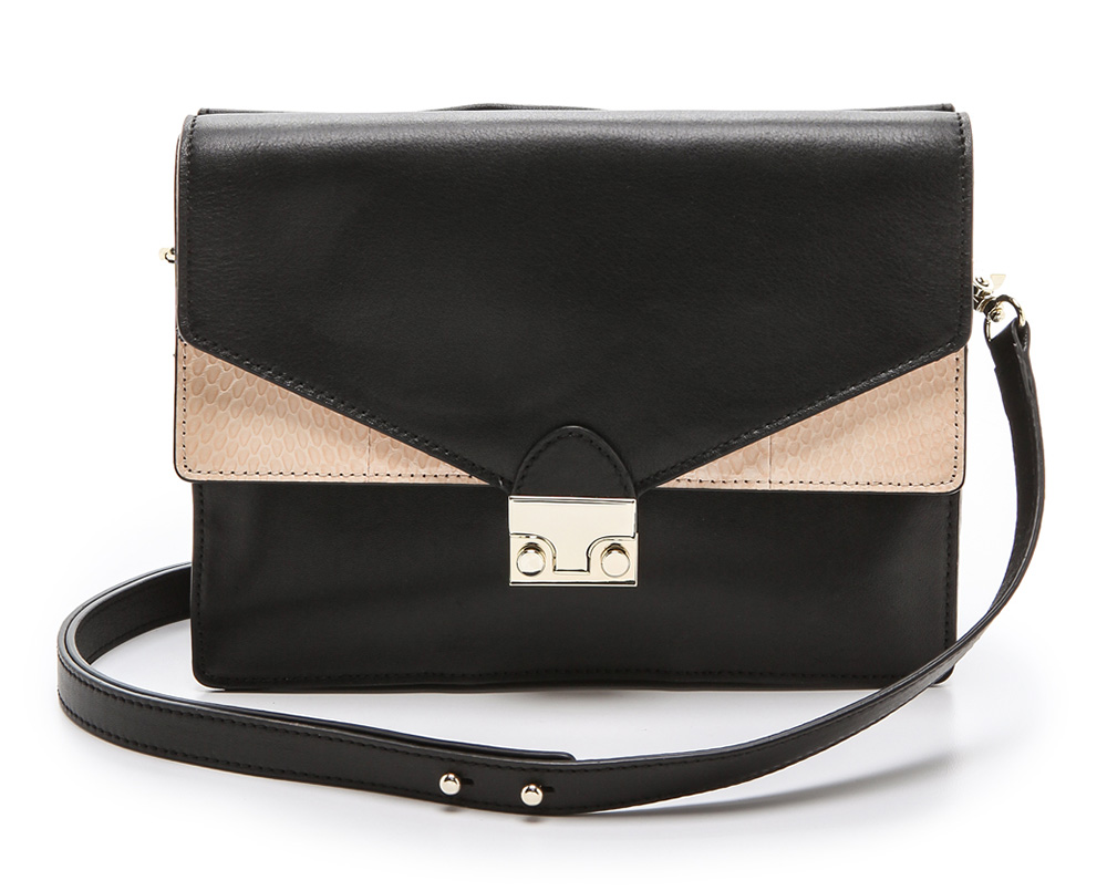 Loeffler Randall Agenda Shoulder Bag