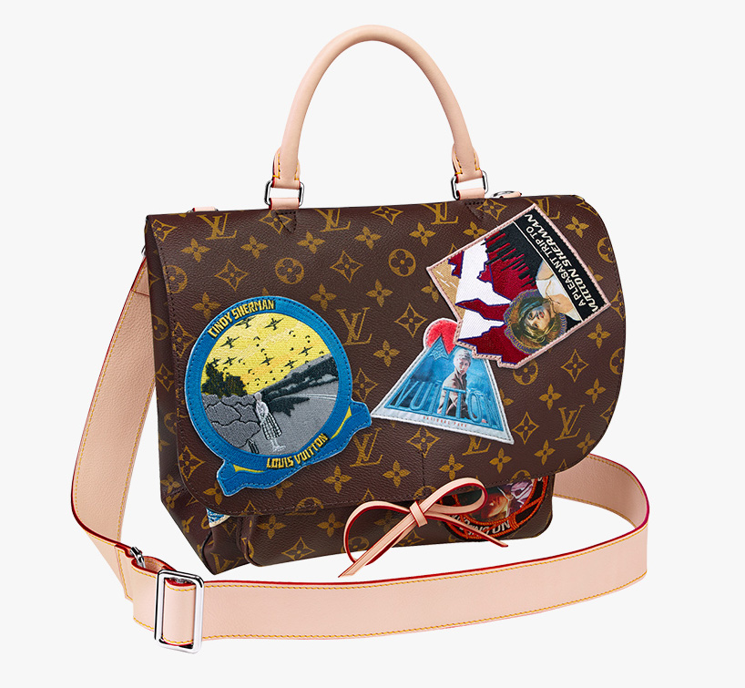 Louis Vuitton Cindy Sherman Camera Messenger